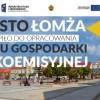 Projekt pn. Plan Gospodarki Niskoemisyjnej dla Miasta Łomża