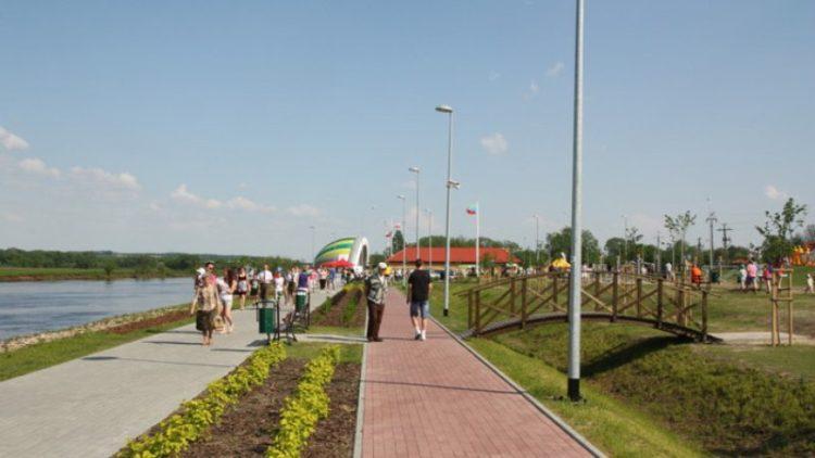 Bulwary w Łomży