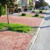 Modernizacja chodników i wjazdów przy ulicy Szerokiej