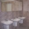 Modernizacja łazienek i c. o. w budynku II LO