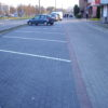 Przebudowa parkingu przy al.Piłsudskiego