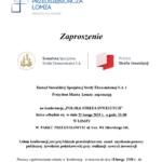 Konferencja POLSKA STREFA INWESTYCJI