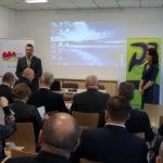 Łomżyńscy przedsiębiorcy spotkali się na śniadaniu biznesowym