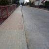 Budowa i przebudowa chodników w Łomży – ul. Adama Chętnika