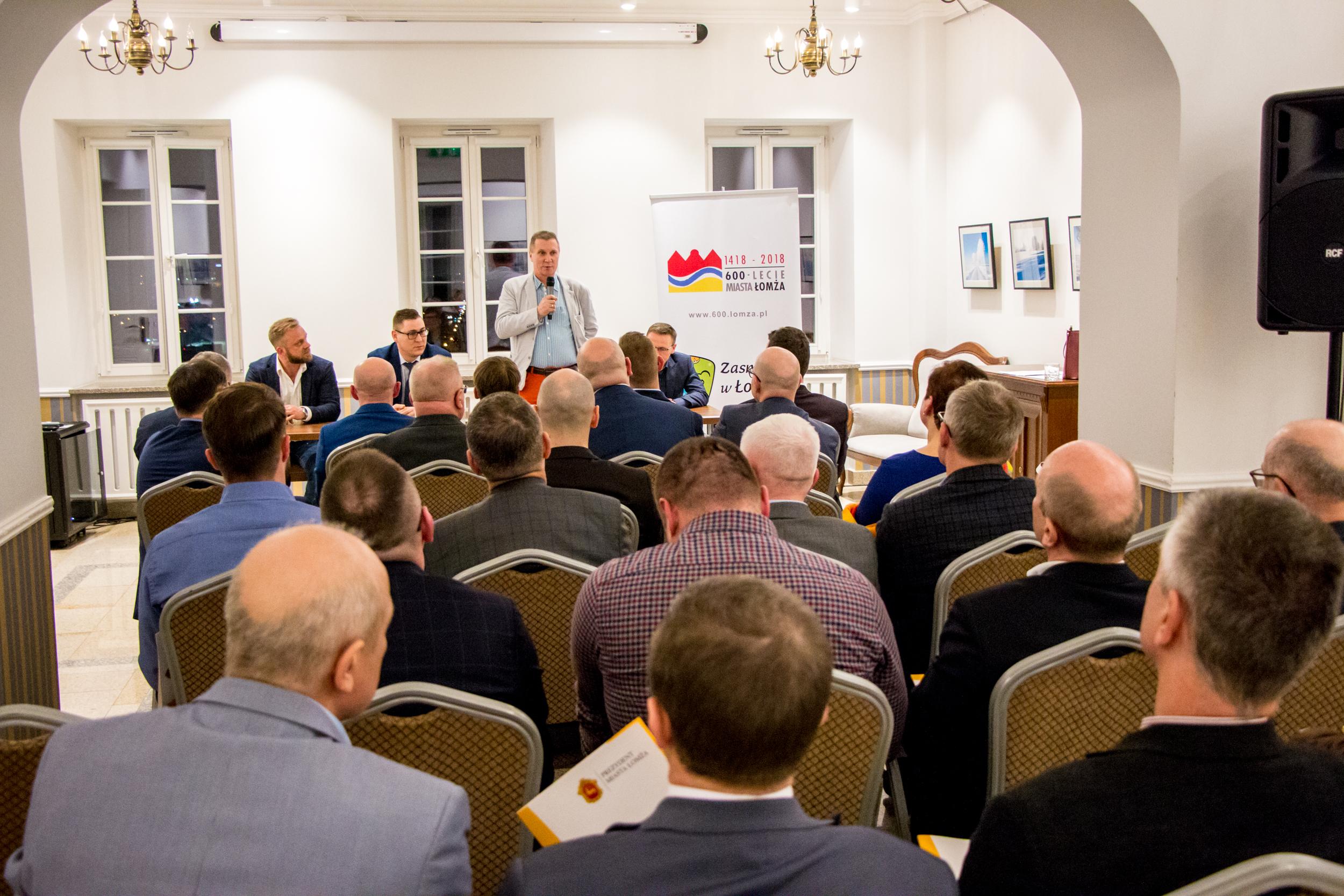 Rada gospodarcza w Łomży, Łomża otwarta na biznes