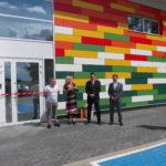 Otwarcie nowego zakładu firmy P.P.U.H.  ROGOWSKI