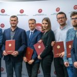 Studenci informatyki PWSIiP stypendystami firmy Sonarol