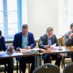 Bieżąca praca Rady Gospodarczej