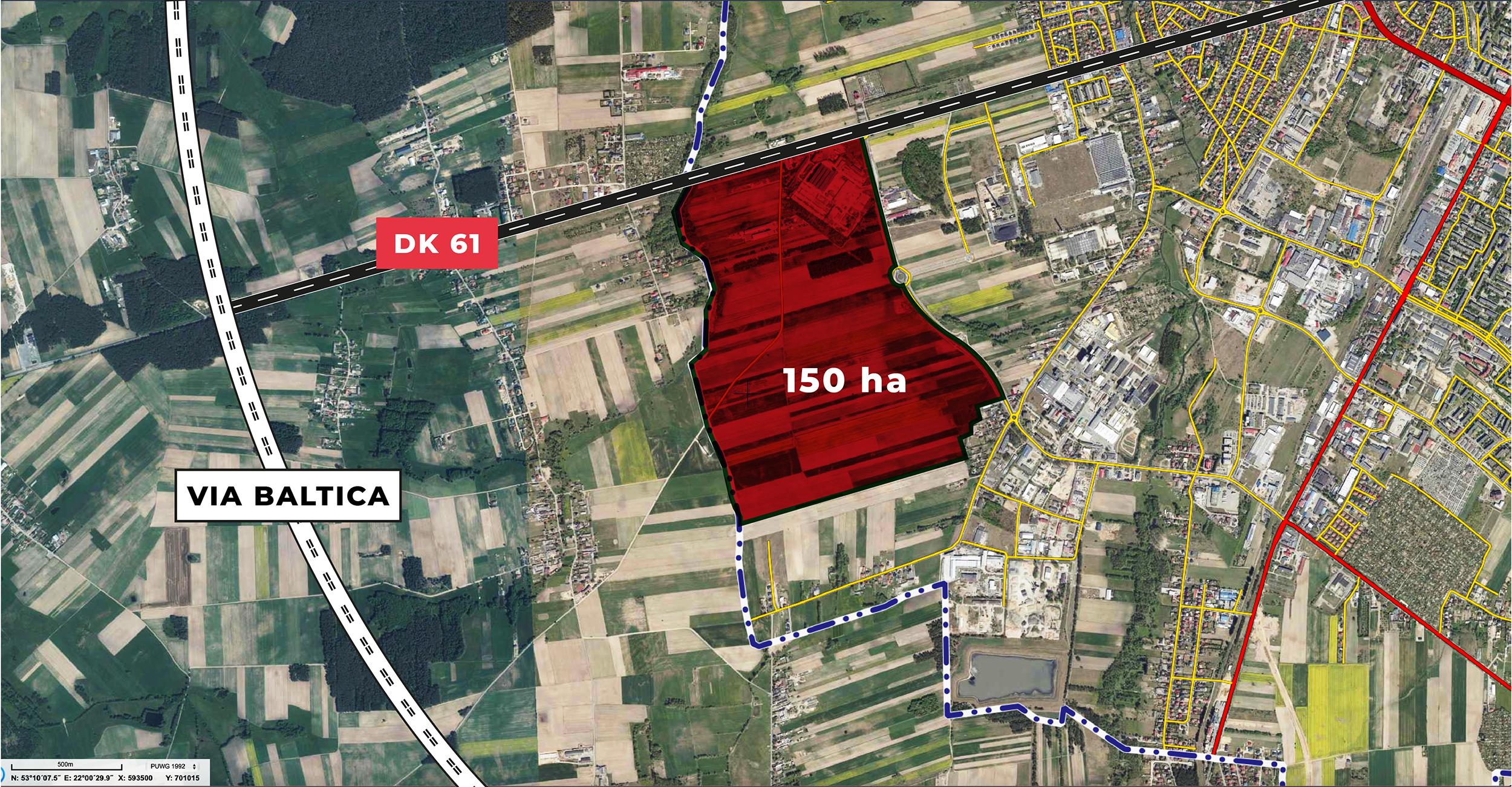 tereny inwestycyjne w Łomży, zwolnienie z podatku dochodowego w Łomży