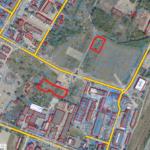 Przetarg na sprzedaż nieruchomości w rejonie ulic: Geodetów, Żabiej i Kolejowej
