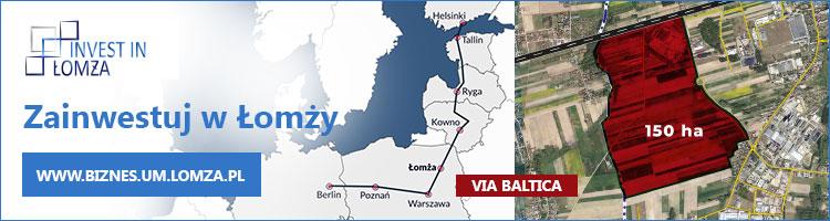 150 ha terenów inwestycyjnych w Łomży